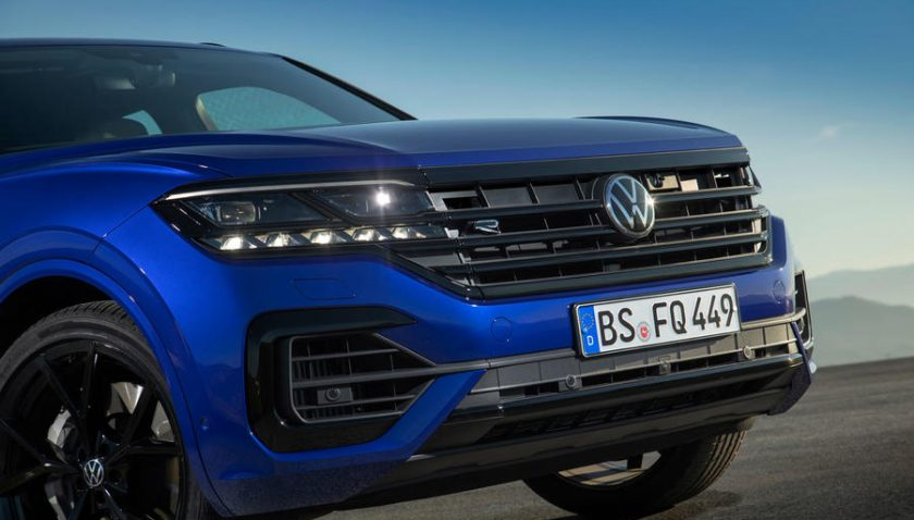 Volkswagen Touareg R 2020 incelemesi