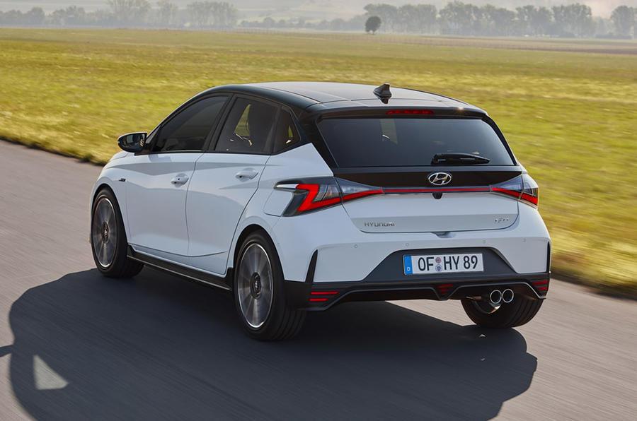 Yeni Hyundai i20 performanstan ilham alan N Line seçeneğine kavuştu