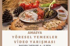 Amasya Yöresel Yemek Yarışması Detayları