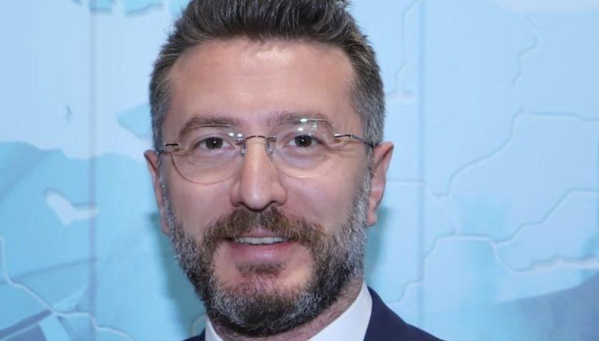 Suluova Ak Parti İlçe Başkanı Değişti