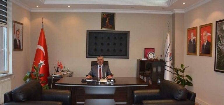 Belediye Başkanı Fatih BAYRAKDAR'ın 29 Ekim Cumhuriyet Bayramı Mesajı Cumhur…