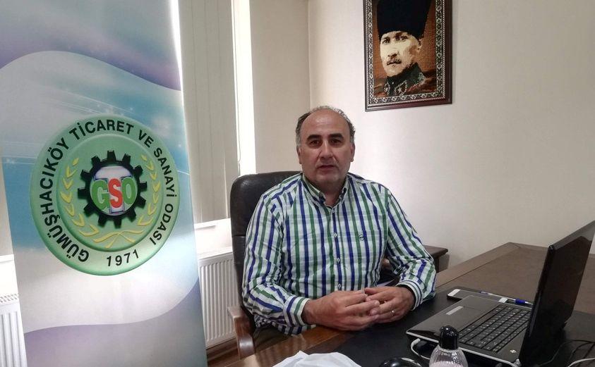Başkan KELEŞ; Geçmiş Olsun İzmir Gümüşhacıköy Ticaret ve Sanayi Oda…