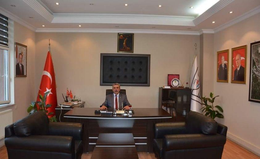 Belediye Başkanımız Sayın Fatih BAYRAKDAR'ın 29 Ekim Cumhuriyet Bayr…